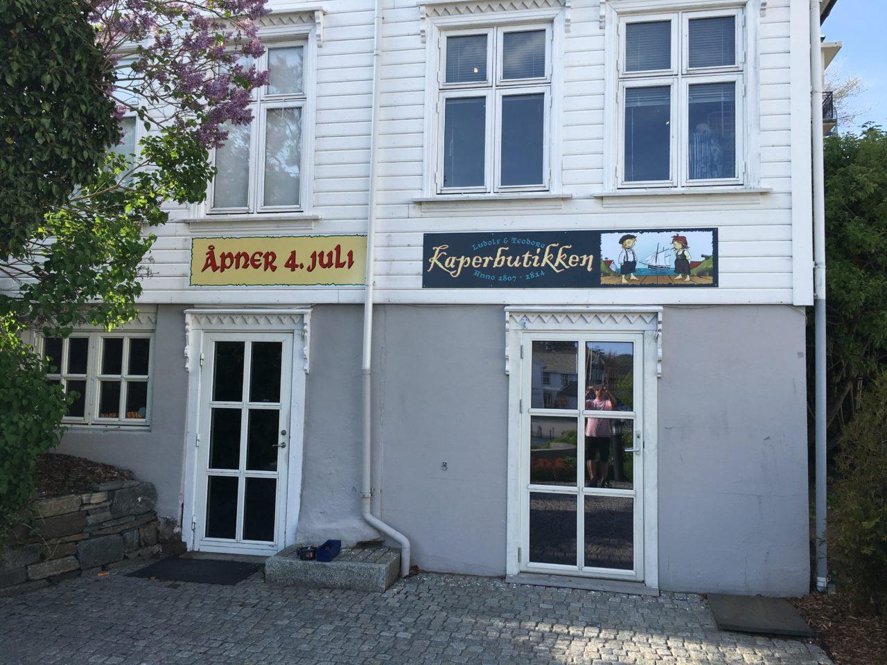 Kaperbutikken Farsund